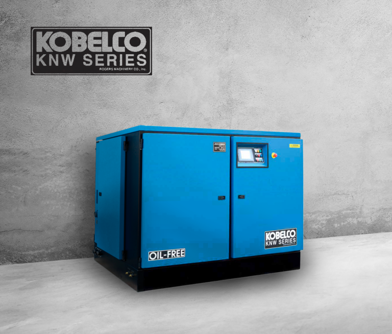 Kobelco Oil Free Compressor